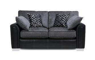 2 Seater Formal Back Sofa Carrara