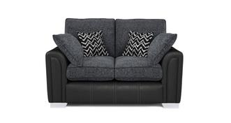 Cayanne Small 2 Seater Formal Back Sofa