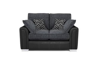 Small 2 Seater Formal Back Sofa Carrara
