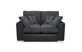 Small 2 Seater Formal Back Sofa Carrara