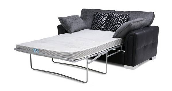 Cayanne Large 2 Seater Formal Back Deluxe Sofa Bed