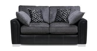 Cayanne Large 2 Seater Formal Back Supreme Sofa Bed