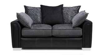 Cayanne Large 2 Seater Pillow Back Supreme Sofa Bed
