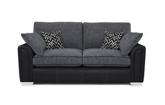 3 Seater Formal Back Sofa Carrara