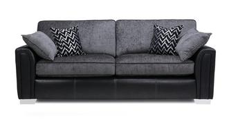 Cayanne 4 Seater Formal Back Sofa