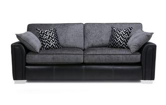 4 Seater Formal Back Sofa Carrara
