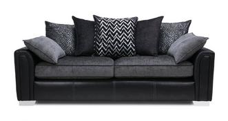 Cayanne 4 Seater Pillow Back Sofa