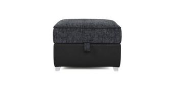 Cayanne Plain Top Storage Foostool