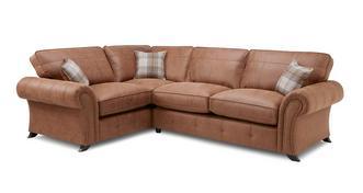Cedar Right Hand Facing 3 Seater Formal Back Corner Sofa