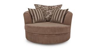 Celine Large Swivel Chair