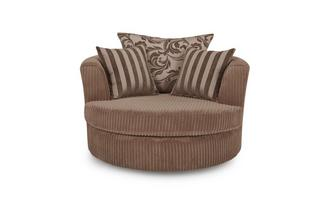 Large Swivel Chair Celine