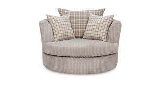 Celine Large Swivel Chair