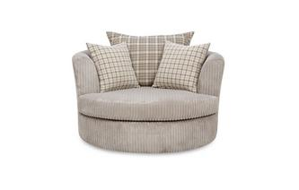 Large Swivel Chair Celine Alternative