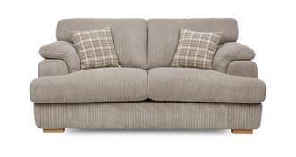 Celine 2 Seater Formal Back Sofa