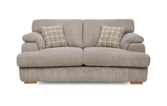 2 Seater Formal Back Sofa Celine Alternative