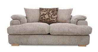 Celine 2 Seater Pillow Back Sofa
