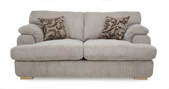Celine 2 Seater Formal Back Deluxe Sofa Bed