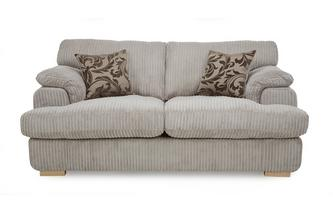 2 Seater Formal Back Deluxe Sofa Bed