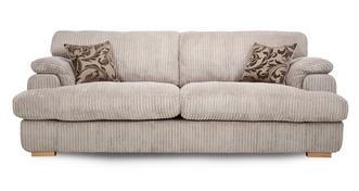 Celine 4 Seater Formal Back Sofa