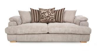 Celine 4 Seater Pillow Back Sofa