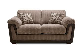 2 Seater Formal Back Sofa Inception