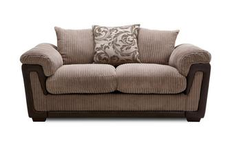 2 Seater Pillow Back Sofa Inception