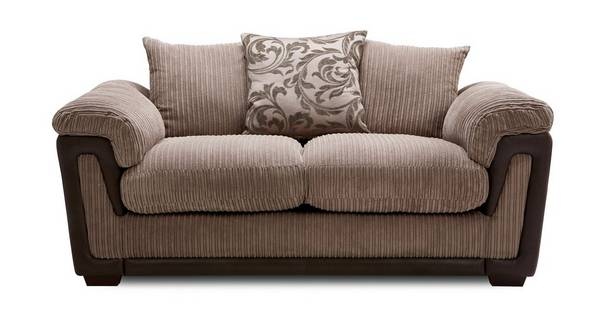 Chalice 2 Seater Pillow Back Deluxe Sofa Bed