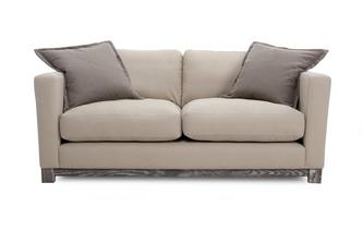 3 Seater Sofa New Chalk