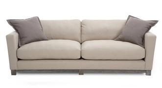 Chalk 4 Seater Sofa