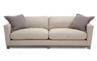 Grande Sofa New Chalk
