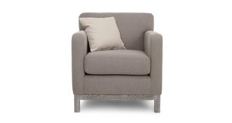 Chalk Accent Chair