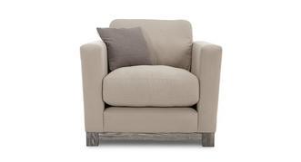 Chalk Armchair