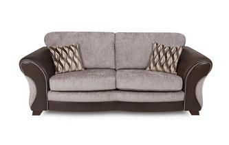 3 Seater Formal Back Sofa Chance