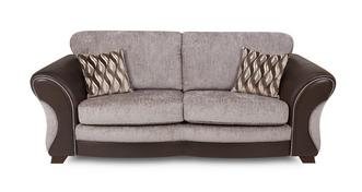 Chance 3 Seater Formal Back Deluxe Sofa Bed