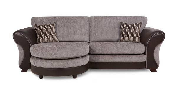 Chance 4 Seater Formal Back Lounger