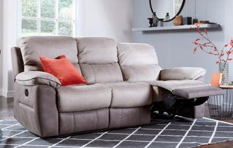 Charnley 3 Seater Manual Recliner Arizona