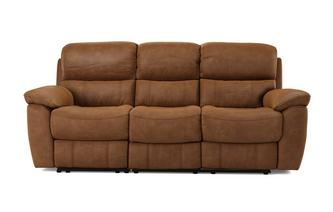 Charnley 3 Seater Electric Recliner Arizona