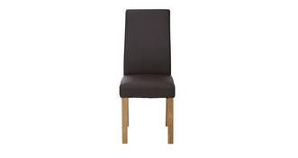 Chateaux Brown Dining Chair