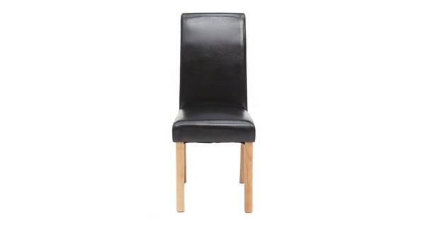 Chateaux Black Dining Chair