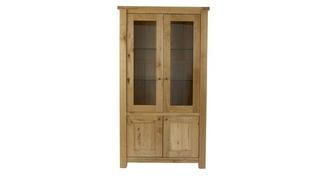 Chateaux Glass Display Unit