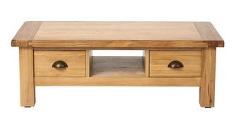Chateaux Coffee Table