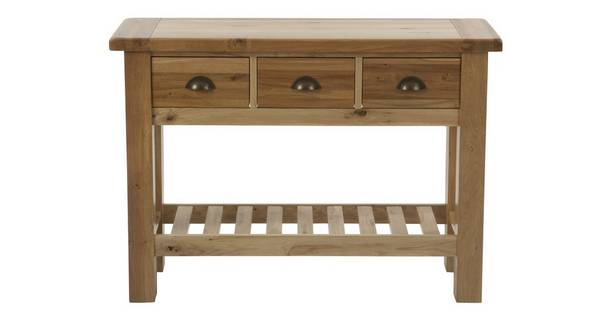 Chateaux Console Table