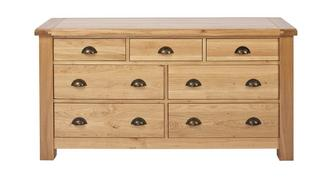 Chateaux Bedroom 7 Drawer Chest