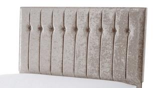 Chelsea King Size Headboard (Crush)