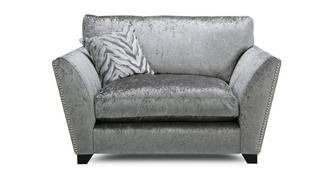Cheska Formal Back Cuddler Sofa