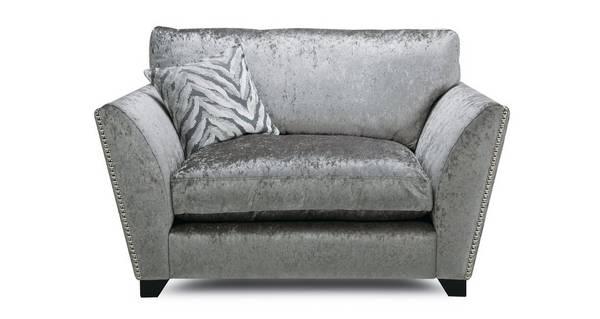 Cheska Formal Back Cuddler Sofa
