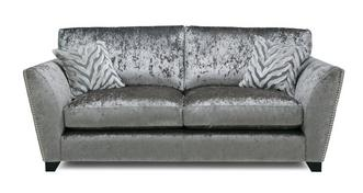 Cheska Formal Back Medium Sofa