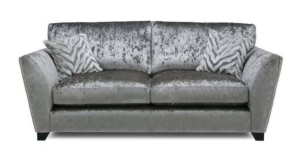 Cheska Formal Back Medium Sofa