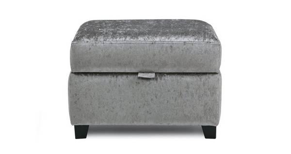 Cheska Storage Footstool