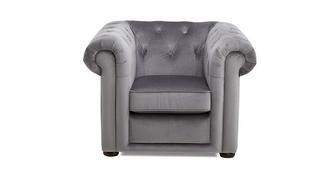 Chester Velvet Armchair